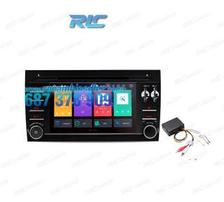 "RADIO GPS ANDROID 8.0 7"" PORSCHE CAYENNE USB GPS T"