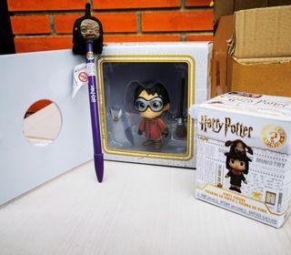 Harry Potter 5star, mystery mini y boli funko