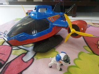 Helicóptero Patrulla Canina
