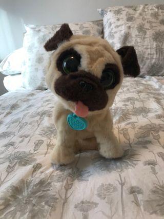 Fur Real Friends Pug Perrito juguete