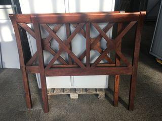 Cabezales de cama de madera, Ref: 241110
