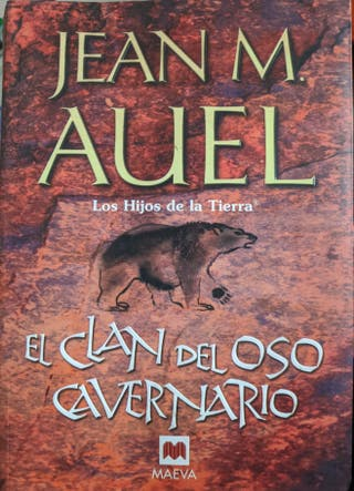 El Clan del Oso Cavernario, Jean M. Autiel