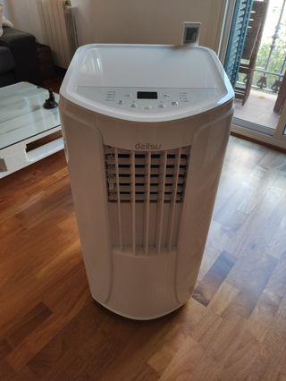 Aire condicionado y bomba de calor portátil