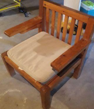 2 silla como nuevo
