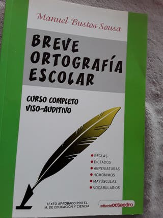 Libro breve ortografia escolar