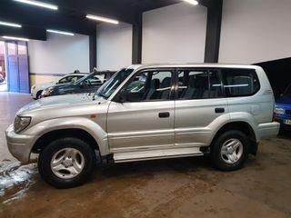 Toyota Land Cruiser 90 2001