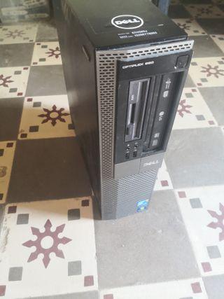 SOBREMESA DELL 960 INTEL CORE 2 DUO 4GB