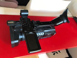 Videocámara Sony HVR-Z1E