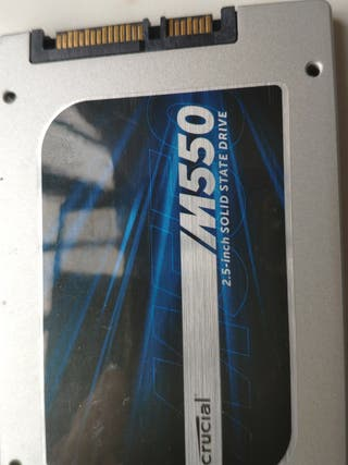 SSD CRUCIAL