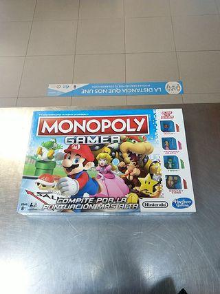 Juego de mesa Monopoly Mario Bros