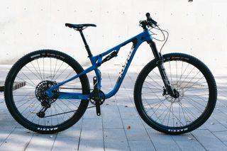 Bicicleta BTT Doble Suspensión Kona Hei Hei CR/DL