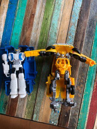 Transformers bumblebee y