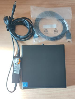 Mini PC HP Prodesk 400 G3. i3 + 8 GB