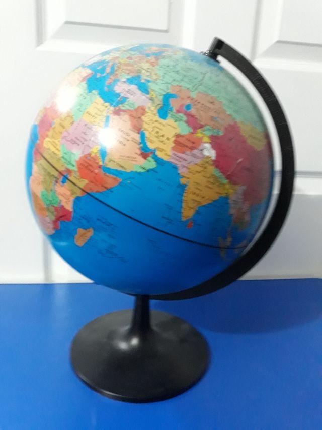 large globe