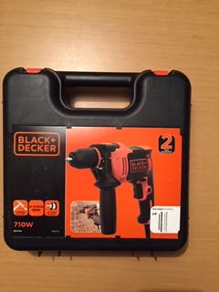 Maquina taladrar Black+Decker BEH710K