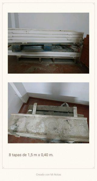 Material de Construcción (Vierteaguas)