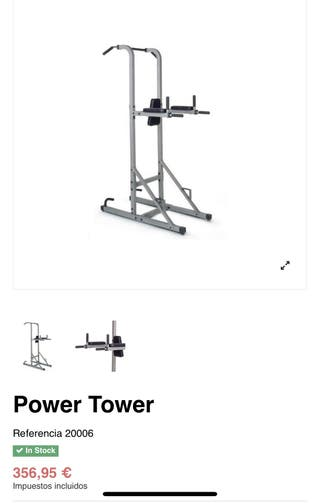 Power tower (ideal para casas)