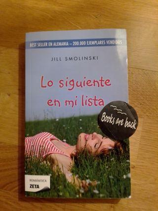 Lo siguiente en mi lista - Jim Smolinski