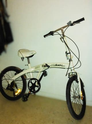 Bicicleta plegable Way Scral