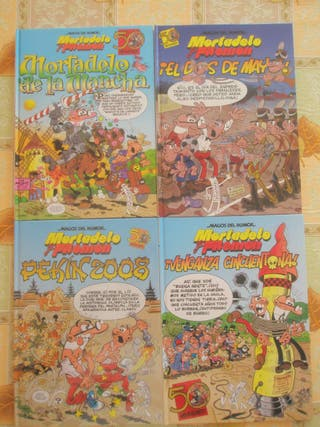 Comic Mortadelo Filemon coleccion