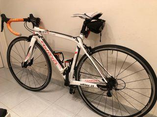 Bici WILIER TRESTINA GRANTURISMO GTR.