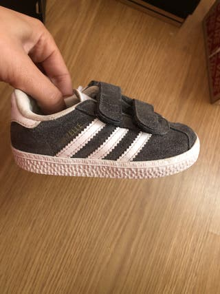 Deportiva niñ@ talla 21 Adidas