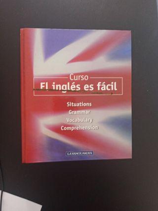 Curso, el inglés es fácil con CD