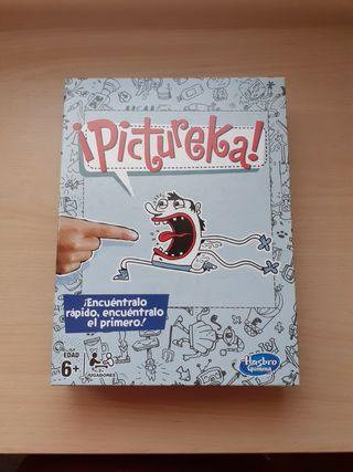 juego pictureka +6años