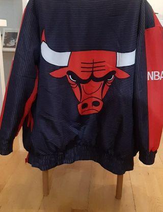 Anorak deportivo Chicago Bulls