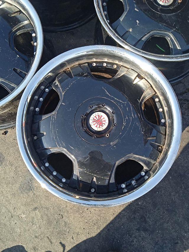 4 llantas aluminio universsles 18