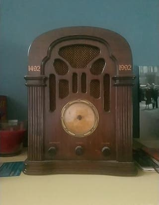 Radio fm y casette coleccion.
