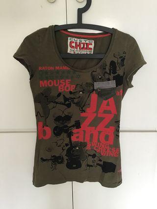 Camiseta Custo