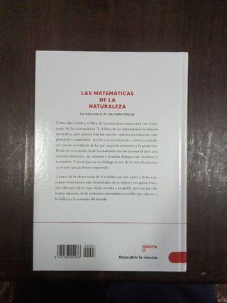 pack Las Matemáticas de la Naturaleza.