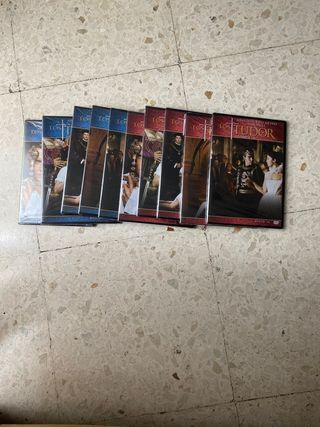 Los Tudor dvd