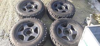 ruedas 4x4 6x139
