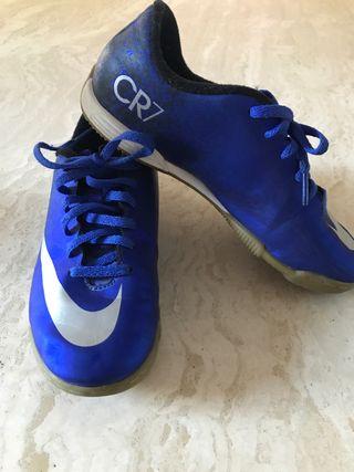 Zapatillas fútbol cr7