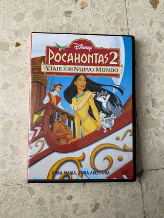 Pocahontas 2 dvd Disney