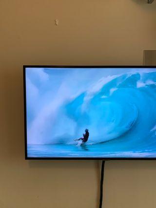 "TV SAMSUNG 43"" ULTRA HD 4K"