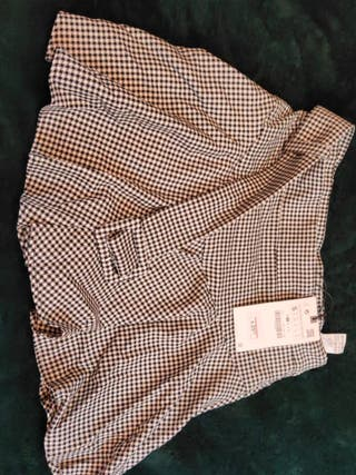 Falda pantalón preciosa Zar con etiqueta