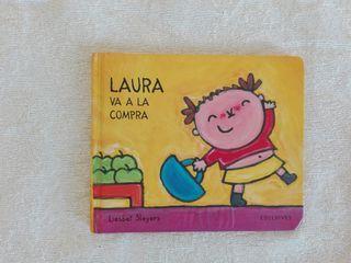 Laura va a la compra, Edelvives
