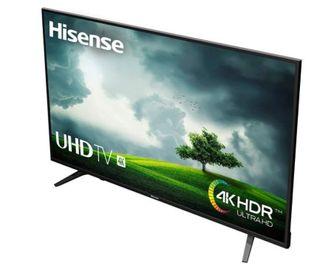 """TELEVISIÓN DE 65"""" HISENSE 4K UHD SIN INTERNET"""