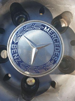 llantas Mercedes-Benz