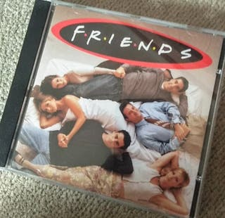 CD Friends (BSO)