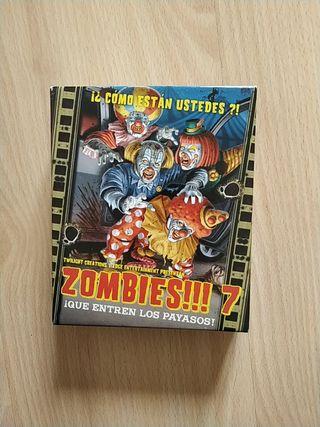 Zombies!!! 7: ¡Que entren los payasos