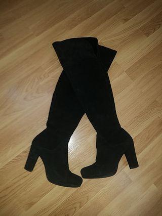 botas mosquiteras talla 38