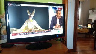 "Tv monitor LG full hd 24"" 1080p"