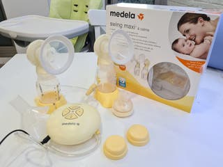 Sacaleches doble medela twin