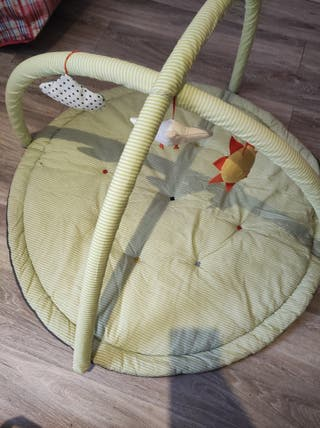 Alfombra / gimnasio bebe Ikea Leka