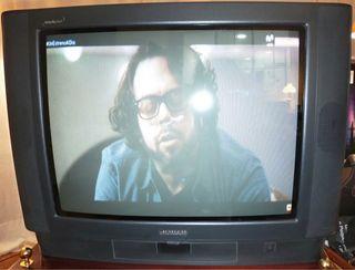 Television THOMSON BLACKPEARL vintage