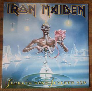 "Iron Maiden: ""Seventh Son of a Seventh Son"" (Vinil"